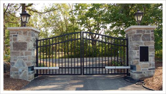 Gate opener automatic driveway gates
